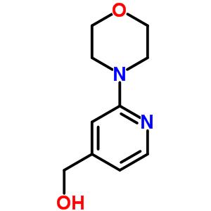 556109-99-0 (2-morpholin-4-ylpyridin-4-yl)methanol
