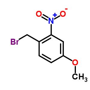 57559-52-1 1-(bromomethyl)-4-methoxy-2-nitrobenzene