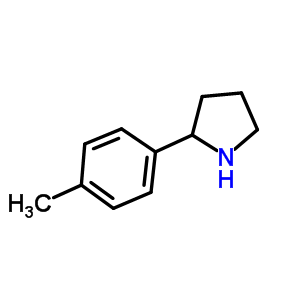 62506-76-7 2-(4-methylphenyl)pyrrolidine