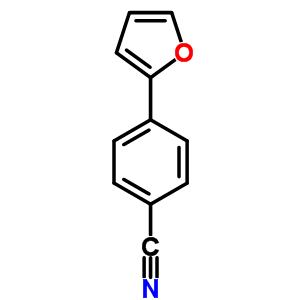 64468-77-5 4-furan-2-ylbenzonitrile