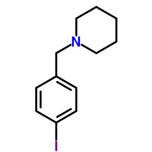 651022-26-3 1-(4-iodobenzyl)piperidine