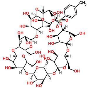 67217-55-4 Mono-6-O-(p-toluenesulfonyl)-beta-cyclodextrin