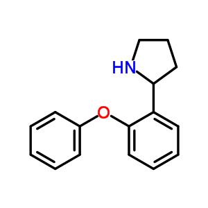68548-77-6 2-(2-phenoxyphenyl)pyrrolidine