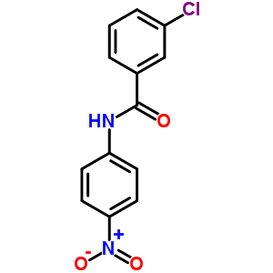 71267-16-8 3-chloro-N-(4-nitrophenyl)benzamide