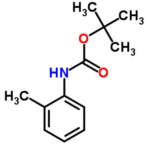 74965-31-4 tert-butyl (2-methylphenyl)carbamate