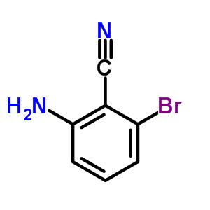 2-氨基-6-溴苯腈 77326-62-6