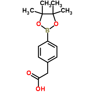 797755-07-8 [4-(4,4,5,5-tetramethyl-1,3,2-dioxaborolan-2-yl)phenyl]acetic acid