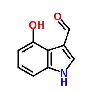 81779-27-3 4-hydroxy-1H-indole-3-carbaldehyde