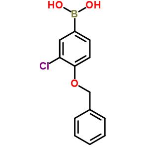 845551-44-2 [4-(benzyloxy)-3-chlorophenyl]boronic acid