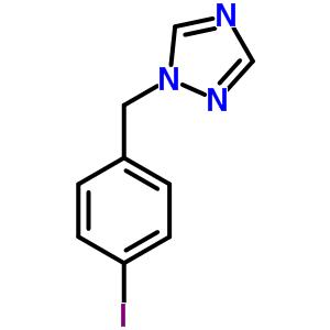 864068-93-9 1-(4-iodobenzyl)-1H-1,2,4-triazole