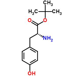 87553-74-0 tert-butyl D-tyrosinate