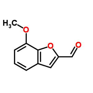 88234-77-9 7-methoxy-1-benzofuran-2-carbaldehyde