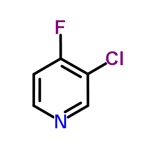 883107-69-5 3-chloro-4-fluoro-pyridine