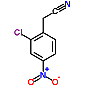 Benzeneacetonitrile,2-chloro-4-nitro- 89277-99-6