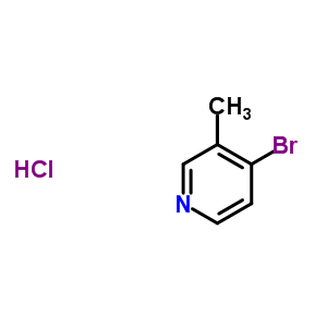40899-37-4 4-bromo-3-methylpyridine hydrochloride