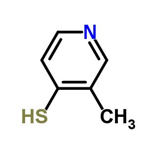 10351-13-0 3-methylpyridine-4-thiol