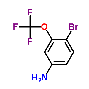 116369-25-6 4-bromo-3-(trifluoromethoxy)aniline