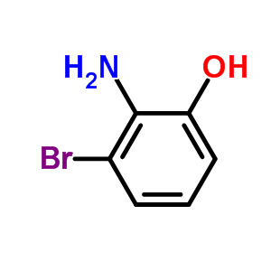 2-氨基-3-溴苯酚 116435-77-9