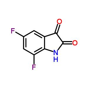 116570-41-3 5,7-difluoro-1H-indole-2,3-dione