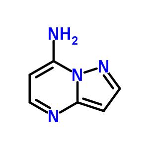 1194-63-4 pyrazolo[1,5-a]pyrimidin-7-amine