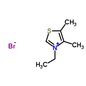 121028-75-9 3-ethyl-4,5-dimethyl-1,3-thiazol-3-ium bromide