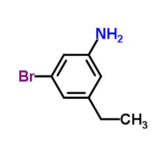 123158-68-9 3-bromo-5-ethylaniline