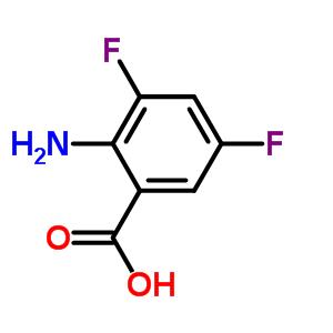 2-Amino-3,5-difluorobenzoic acid 126674-78-0