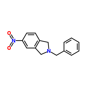 127168-68-7 2-benzyl-5-nitro-2,3-dihydro-1H-isoindole