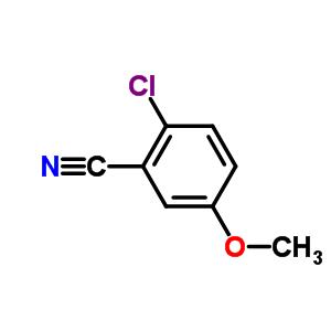 127667-00-9 2-chloro-5-methoxybenzonitrile