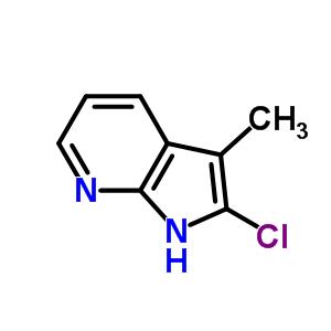 145934-57-2 2-chloro-3-methyl-1H-pyrrolo[2,3-b]pyridine
