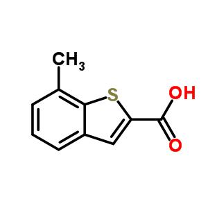 1505-61-9 7-methyl-1-benzothiophene-2-carboxylic acid