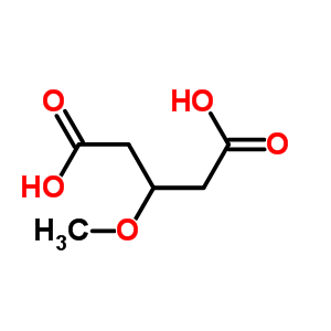 152294-13-8 3-methoxypentanedioic acid