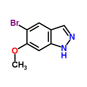 152626-78-3 5-bromo-6-methoxy-1H-indazole