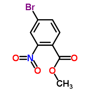 158580-57-5 methyl 4-bromo-2-nitrobenzoate