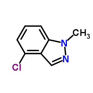 162502-53-6 4-chloro-1-methyl-1H-indazole