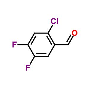 165047-23-4 2-chloro-4,5-difluorobenzaldehyde