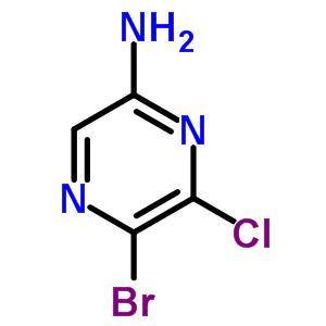 173253-42-4 5-bromo-6-chloropyrazin-2-amine