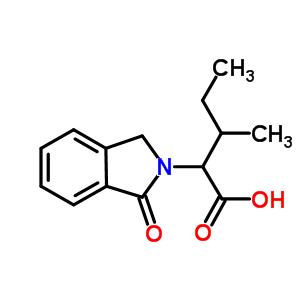 180923-81-3 3-methyl-2-(1-oxo-1,3-dihydro-2H-isoindol-2-yl)pentanoic acid