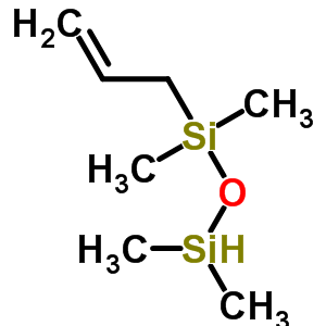 18387-26-3 1,1,3,3-tetramethyl-1-(prop-2-en-1-yl)disiloxane