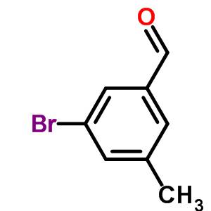 188813-04-9 3-bromo-5-methylbenzaldehyde