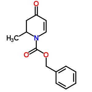 190906-91-3 benzyl 2-methyl-4-oxo-3,4-dihydropyridine-1(2H)-carboxylate