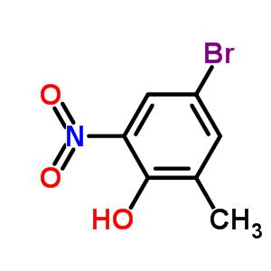 20294-50-2 4-bromo-2-methyl-6-nitrophenol