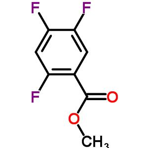 2,4,5-三氟苯甲酸甲酯 20372-66-1