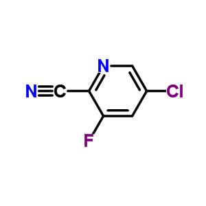 207994-11-4 5-chloro-3-fluoropyridine-2-carbonitrile
