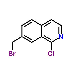 209285-92-7 7-(bromomethyl)-1-chloroisoquinoline