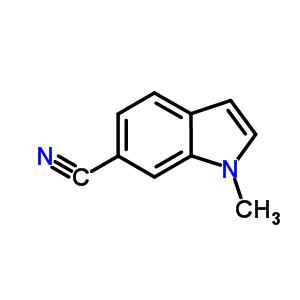 20996-87-6 1-methyl-1H-indole-6-carbonitrile