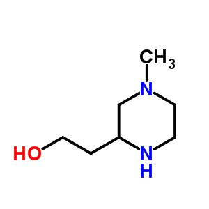 211053-48-4 2-(4-methylpiperazin-2-yl)ethanol
