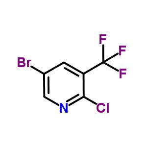 211122-40-6 5-bromo-2-chloro-3-(trifluoromethyl)pyridine