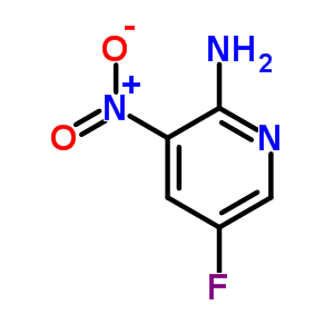 2-氨基-3-硝基-5-氟吡啶 212268-12-7