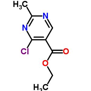 4-氯-2-甲基嘧啶-5-羧酸乙酯 2134-36-3
